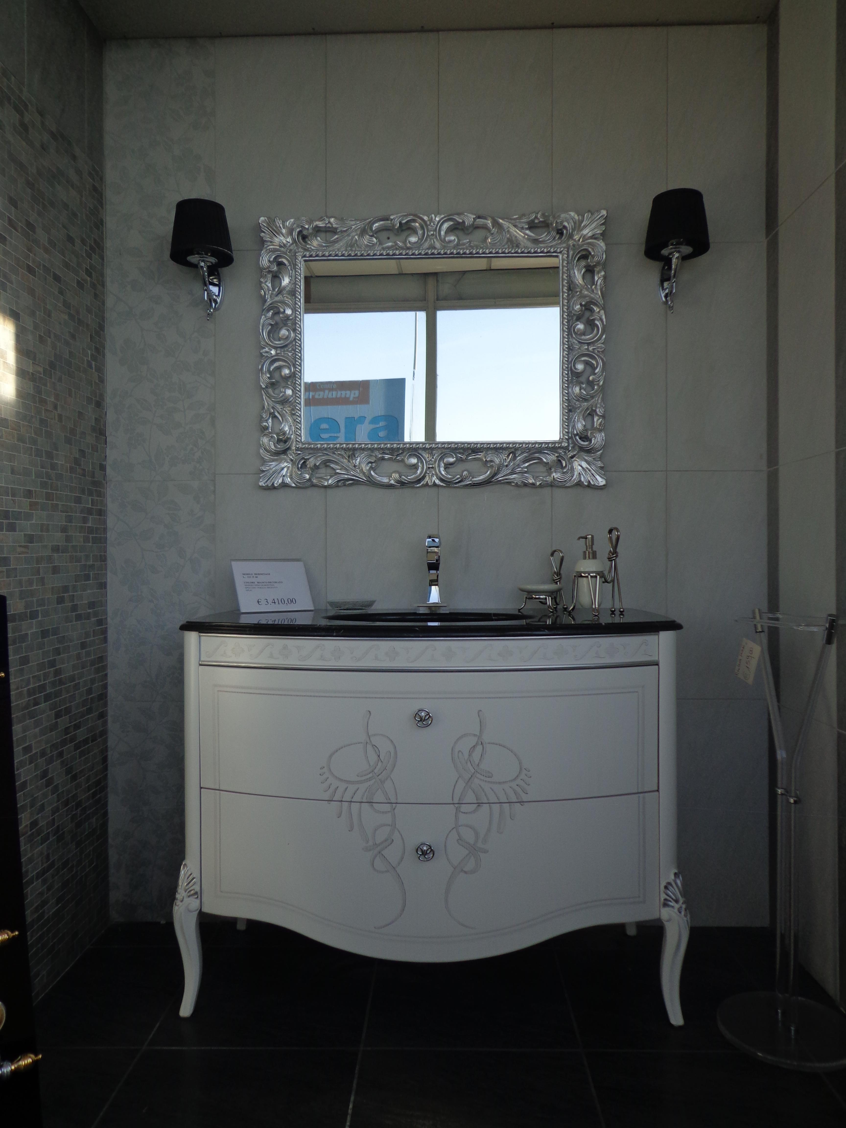 Mobile bagno modello hermitage arredo bagno a prezzi - Mobile bagno sfalsato ...