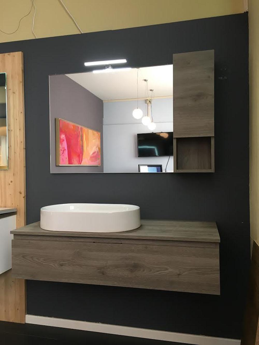 Mobile bagno moderno arteba scontato del 51 arredo - Mobile bagno moderno ...