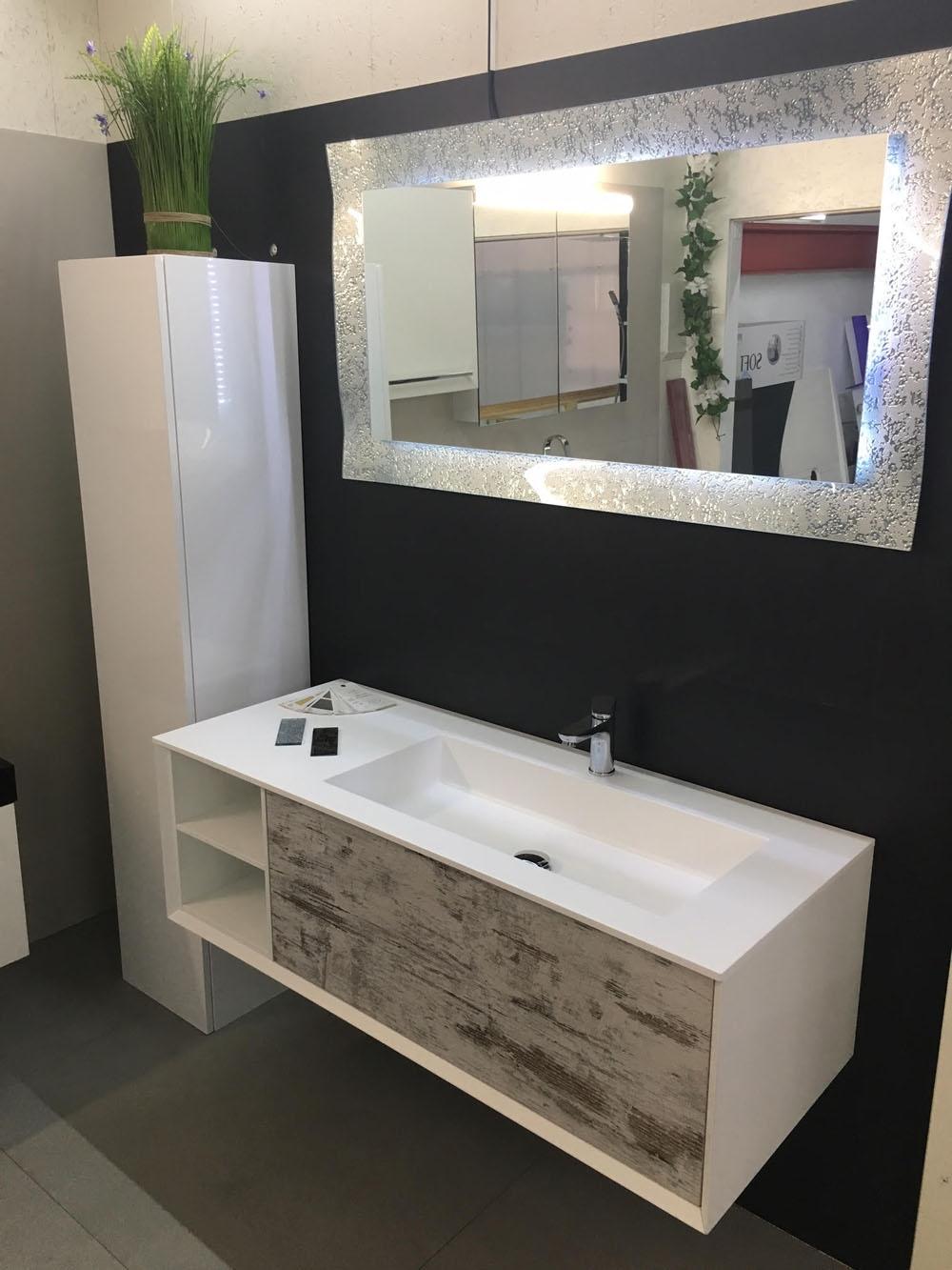 Mobile bagno moderno arteba scontato del 52 arredo - Arredi bagno moderni ...