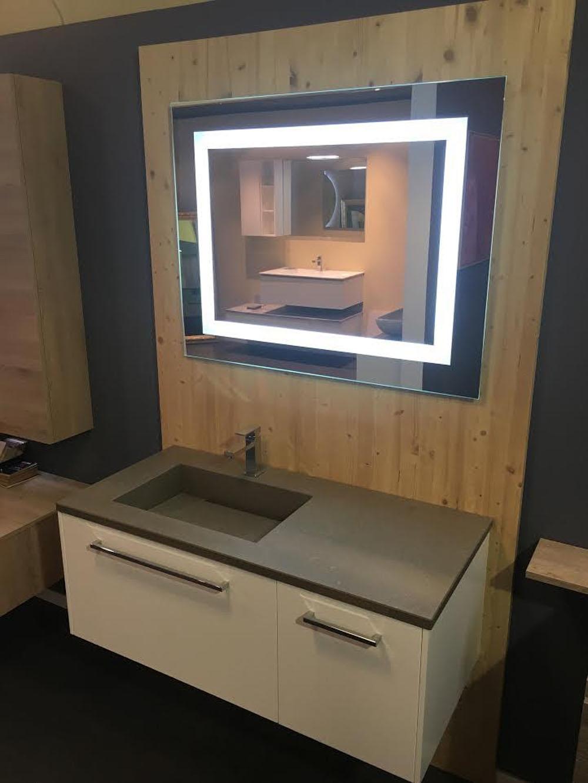 Mobile bagno moderno arteba scontato del 60 arredo for Mobile bagno moderno prezzi