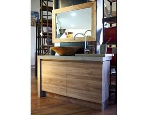 mobile bagno moderno colore essential rovere