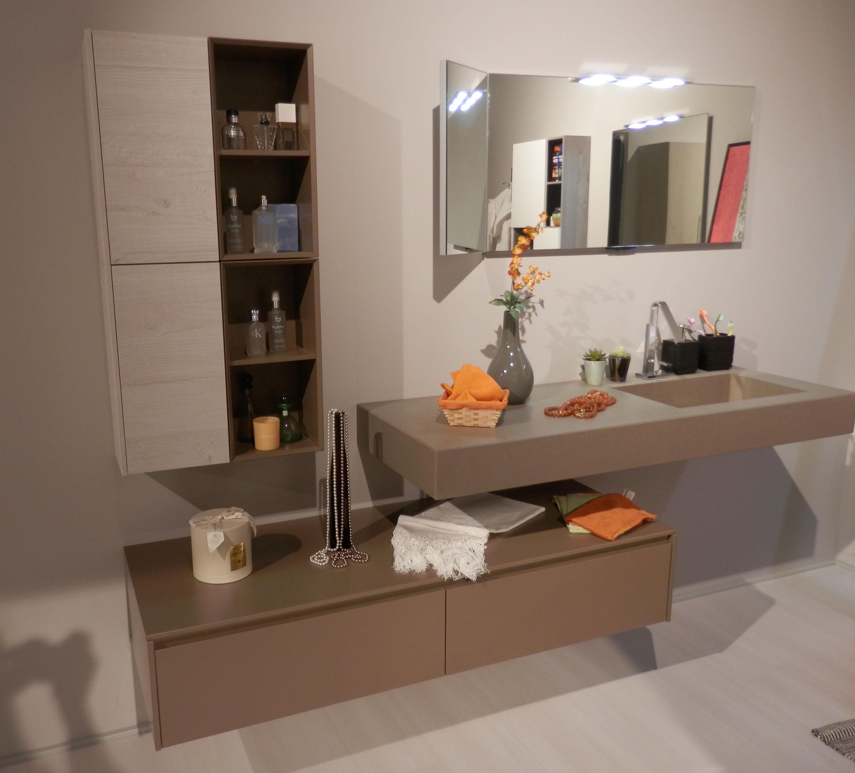 mobile bagno moderno sospeso arredo bagno a prezzi scontati