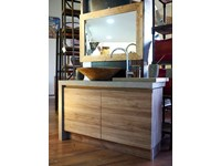 mobile bagno moderno etno in essenza outlet