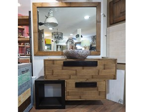 Mobile bagno Nuovi mondi cucine Consolle bagno in offerta  IN OFFERTA OUTLET