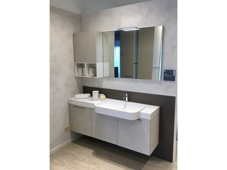 Arredo Bagno Firenze Outlet.Mobile Bagno Scavolini Acquo In Offerta Outlet