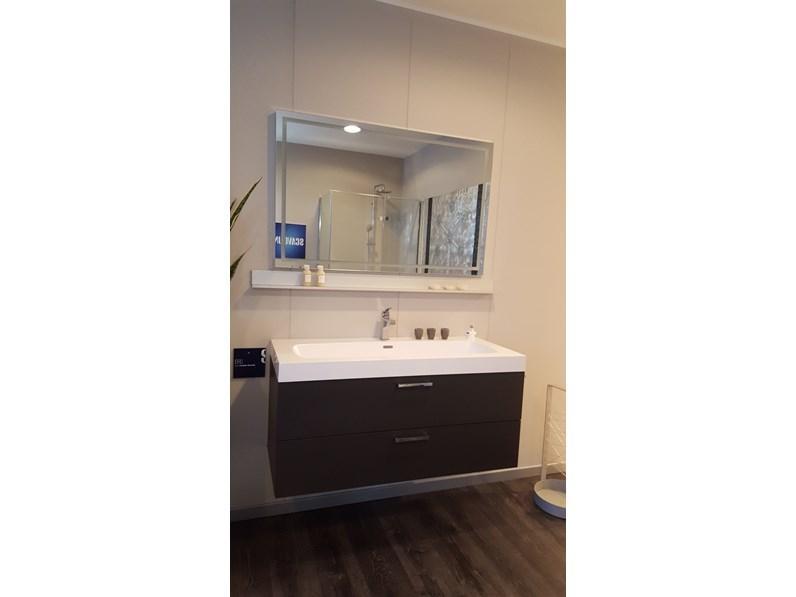 Mobili Da Bagno Scavolini : Mobile bagno scavolini aquo grigio ferro con uno sconto del 43%