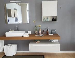 Mobile bagno Scavolini bathrooms Aquo IN OFFERTA OUTLET