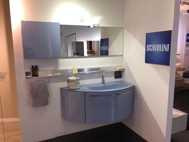 Mobile bagno scavolini bathrooms aquo scavolini con uno for Borgonovo arredamenti