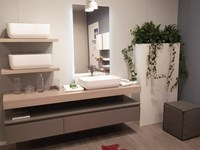 Mobile bagno Scavolini bathrooms Qi IN OFFERTA OUTLET