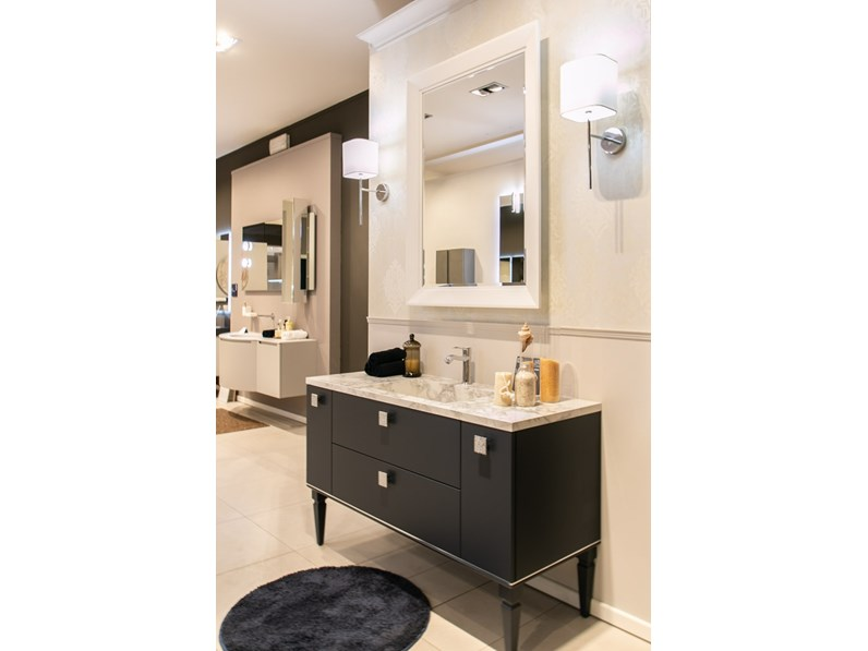 Mobile bagno scavolini magnifica in offerta outlet for Arredo bagno on line outlet