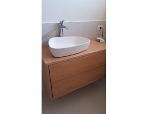 Mobile bagno Sospeso Arredo bagno due cassetti Mirandola nicola e cristano in offerta