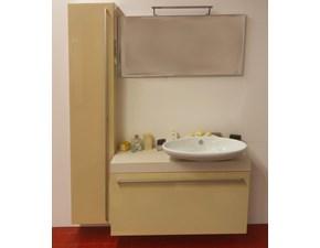 Mobile bagno Sospeso B204 clio Artigianale a prezzo ribassato