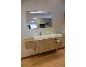 Mobile bagno Sospeso Compab con lavandino in mineralmarmo a prezzi convenienti