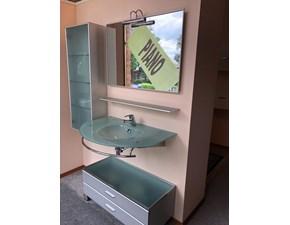 Mobile bagno Sospeso Cristallo Solmet a prezzi outlet