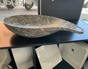 Mobile bagno Sospeso Kreoo decor marmi lavabo da appoggio cashmere marmo gris saint marie Artigianale a prezzi convenienti