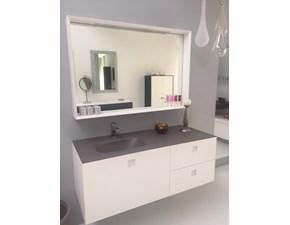 Mobile bagno Sospeso Kube  Arlex in offerta