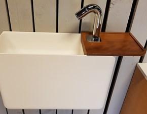 Mobile bagno Sospeso Lavabo bauletto Falper con forte sconto