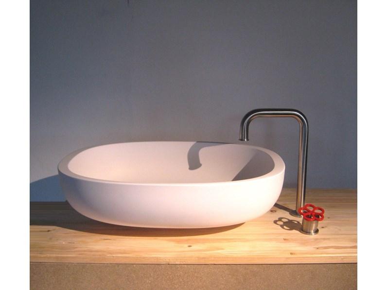 Mobile bagno sospeso lavabo iceland e miscelatore pipe for Boffi bagni prezzi