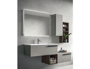 Mobile bagno Sospeso Linea3 Artigianale con forte sconto