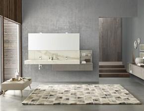 Mobile bagno Sospeso M1 system c101 Azzurra bagni in offerta