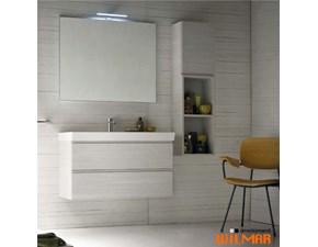 Mobile bagno Sospeso Mobile bagno con lavello ceramica Compab a prezzi outlet