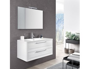 Mobile bagno Sospeso Mobile bagno sibill 90 larice bianco Tomasucci con forte sconto