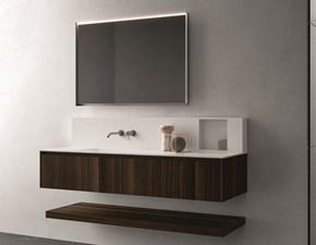Mobile bagno Sospeso Nero lab Cerasa a prezzi outlet