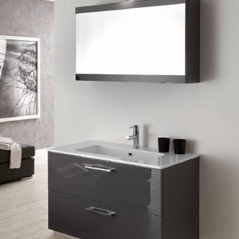 Mobile bagno sospeso offerta 05 arredo bagno a prezzi for Bagni arredo prezzi