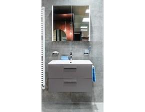 Mobile bagno Sospeso Pensile con ante a specchio  Arlex con forte sconto