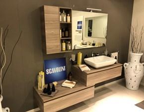 Mobile bagno Sospeso Rivo  Scavolini a prezzo scontato