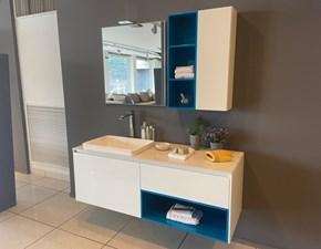Mobile bagno Sospeso Rivo Scavolini bathrooms con forte sconto