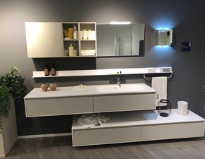 Mobile bagno Sospeso Rivo Scavolini bathrooms in offerta