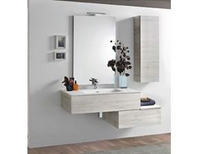 Mobile bagno Sospeso Santander Nice arredo bagno a prezzo ribassato