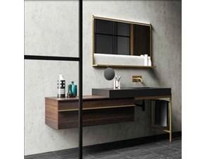 Mobile bagno Sospeso Sidero 3 Birex a prezzi outlet