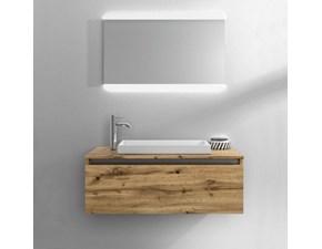 Mobile bagno Sospeso Slim Artigianale a prezzi outlet