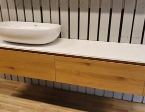 Mobile bagno Sospeso Via veneto Falper a prezzi outlet