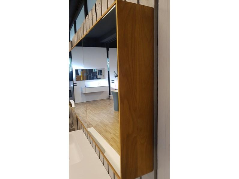 Mobile Bagno Specchio Contenitore.Mobile Bagno Specchio Contenitore Falper Scontato A Prezzi Outlet