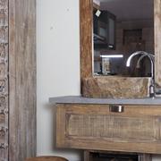 mobile bagno in legno prezzi mobile bagno stile industrial anta legno class vintage mobile bagno