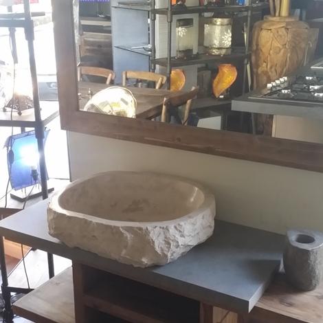 Mobile bagno zen di etnico offerta outlet convenienza arredo bagno a prezzi scontati - Mobile bagno etnico ...