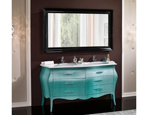 Outlet arredo bagno prezzi arredo bagno fino 70 di sconto - Mobile bagno due lavabi ...