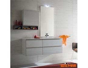 Mobile con lavello mineralmarmo Compab: mobile da bagno A PREZZI OUTLET