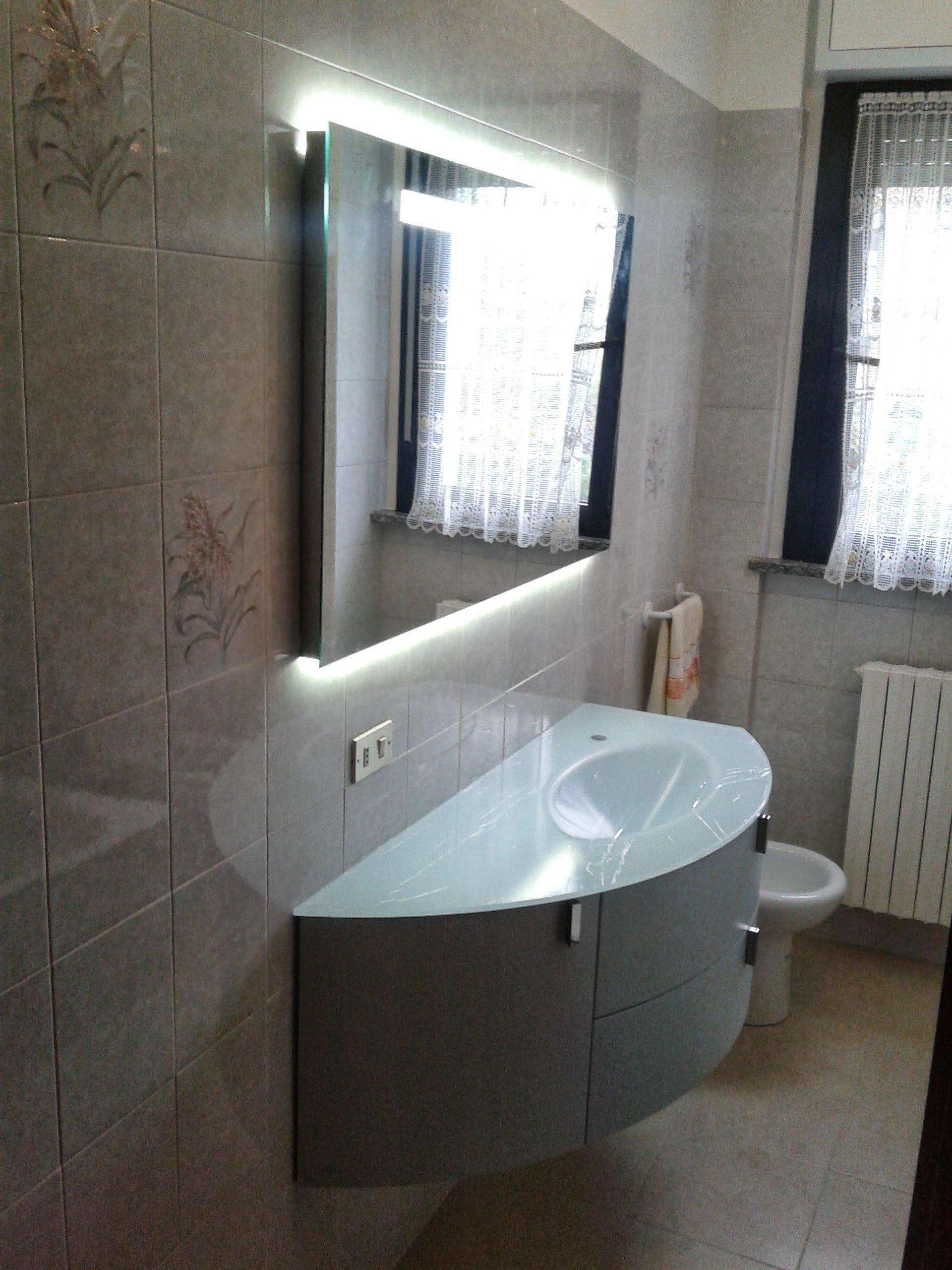 Idea group city laccato opaco arredo bagno a prezzi scontati - Mobile bagno moon ...
