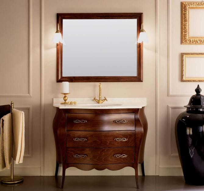 Mobile da bagno classico liberty arredo bagno a prezzi scontati - Mobile da bagno classico ...