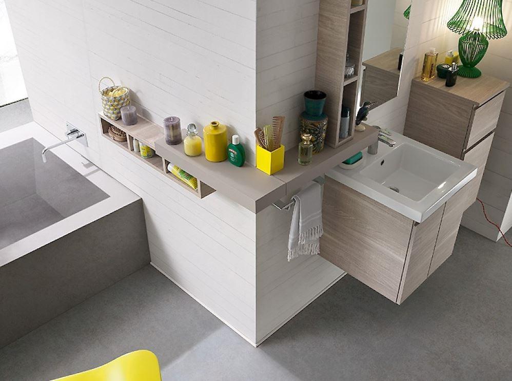 Mobile da bagno compab arredo bagno a prezzi scontati for Arredo bagno compab