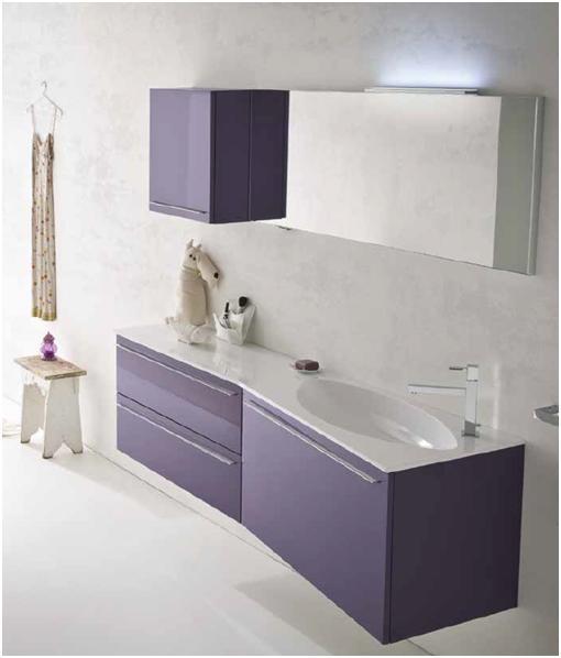 Ideal bagni iris scontato del 77 arredo bagno a prezzi scontati - Mobile bagno laccato ...