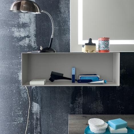 Mobile per bagno con specchio illuminato by rab - Bagno nuovo prezzi ...