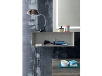 Mobile per bagno con specchio illuminato, by rab arredobagno, nuovo ...