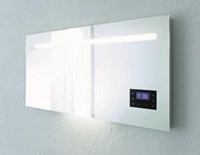 Mobile per il bagno Arlex Specchio con radio in offerta