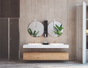 Mobile per il bagno Arteba Composizione 15 linea a prezzi outlet