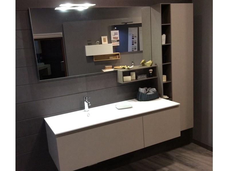 Mobile per il bagno artigianale comp6 a prezzi outlet - Produttori mobili bagno ...